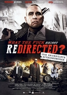 Redirected - German Movie Poster (xs thumbnail)