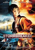 Stormbreaker - Dutch Movie Poster (xs thumbnail)