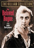 The Beloved Rogue - DVD cover (xs thumbnail)