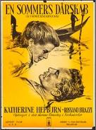 Summertime - Danish Movie Poster (xs thumbnail)