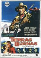 The Far Country - Spanish Movie Poster (xs thumbnail)