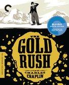 The Gold Rush - Blu-Ray movie cover (xs thumbnail)