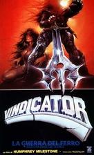 La guerra del ferro - Ironmaster - Italian Movie Poster (xs thumbnail)