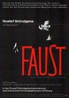 Faust - German Movie Poster (xs thumbnail)