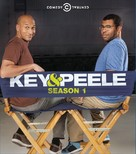 """Key and Peele"" - Blu-Ray movie cover (xs thumbnail)"