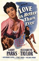 Love Is Better Than Ever - Movie Poster (xs thumbnail)
