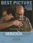 A Serious Man - For your consideration movie poster (xs thumbnail)