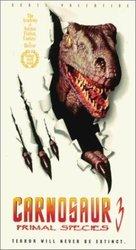 Carnosaur 3: Primal Species - Movie Cover (xs thumbnail)