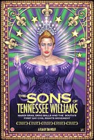 The Sons of Tennessee Williams - Movie Poster (xs thumbnail)