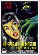 I Married a Monster from Outer Space - Italian Movie Poster (xs thumbnail)