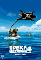 Ice Age: Continental Drift - Polish Movie Poster (xs thumbnail)
