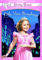 Little Miss Broadway - DVD cover (xs thumbnail)