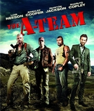 The A-Team - Blu-Ray movie cover (xs thumbnail)
