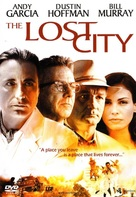 The Lost City - Swedish DVD cover (xs thumbnail)