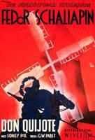 Don Quixote - Swedish Movie Poster (xs thumbnail)
