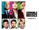 Horrible Bosses - British Movie Poster (xs thumbnail)