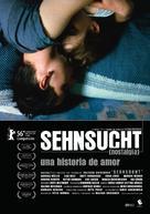 Sehnsucht - Spanish Movie Poster (xs thumbnail)