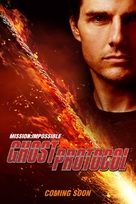 Mission: Impossible - Ghost Protocol - poster (xs thumbnail)