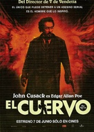 The Raven - Argentinian Movie Poster (xs thumbnail)