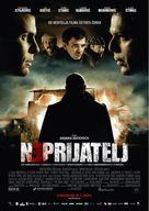 Neprijatelj - Serbian Movie Poster (xs thumbnail)