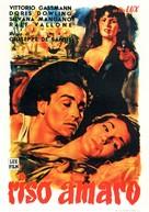 Riso amaro - Italian Movie Poster (xs thumbnail)