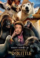 Dolittle - Portuguese Movie Poster (xs thumbnail)