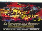 How the West Was Won - Belgian Movie Poster (xs thumbnail)