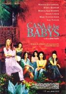 Casa de los babys - Spanish Movie Poster (xs thumbnail)