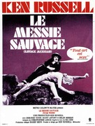 Savage Messiah - French Movie Poster (xs thumbnail)