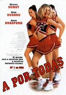 Bring It On - Spanish Movie Poster (xs thumbnail)