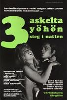 Histoires extraordinaires - Finnish Movie Poster (xs thumbnail)