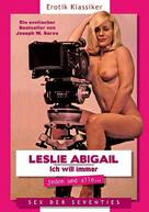 Abigail Lesley Is Back in Town - German DVD movie cover (xs thumbnail)
