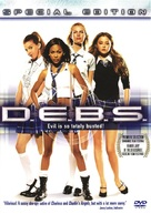 DEBS - Canadian DVD movie cover (xs thumbnail)