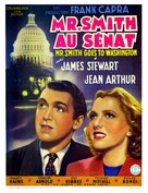 Mr. Smith Goes to Washington - Belgian Movie Poster (xs thumbnail)