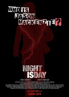 Night Is Day: The Movie - British Movie Poster (xs thumbnail)