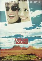Thelma And Louise - Polish Movie Poster (xs thumbnail)