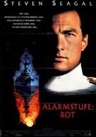 Under Siege - German Movie Poster (xs thumbnail)