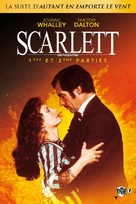 """Scarlett"" - French DVD movie cover (xs thumbnail)"