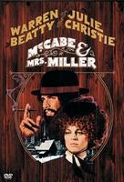 McCabe & Mrs. Miller - DVD movie cover (xs thumbnail)