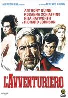 L'avventuriero - Italian DVD cover (xs thumbnail)