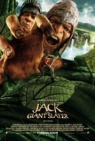 Jack the Giant Slayer - British Movie Poster (xs thumbnail)