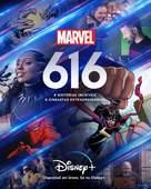 """Marvel's 616"" - Brazilian Movie Poster (xs thumbnail)"