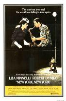 New York, New York - Movie Poster (xs thumbnail)