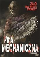 Texas Chainsaw Massacre 3D - Polish Movie Cover (xs thumbnail)