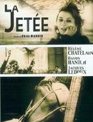 La jetèe - French DVD movie cover (xs thumbnail)