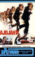 La mala ordina - Finnish VHS movie cover (xs thumbnail)