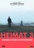 """Heimat 3 - Chronik einer Zeitenwende"" - German Movie Cover (xs thumbnail)"