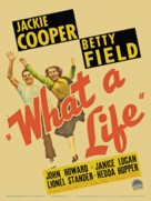 What a Life - Movie Poster (xs thumbnail)