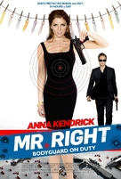 Mr. Right - Movie Poster (xs thumbnail)