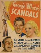 George White's Scandals - Movie Poster (xs thumbnail)